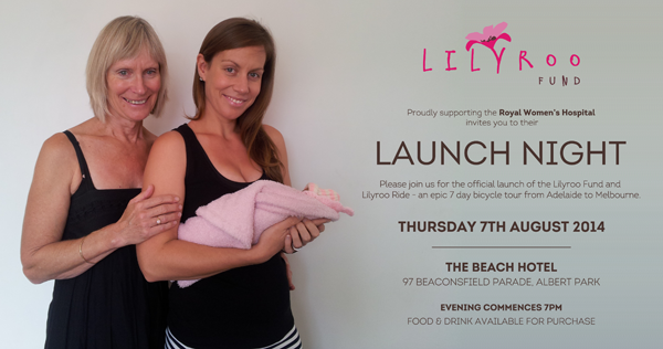 Lilyroo Fund Launch Night
