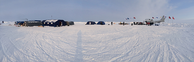 North Pole Panorama (Click for bigger version)